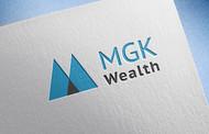 MGK Wealth Logo - Entry #233