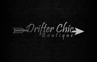 Drifter Chic Boutique Logo - Entry #139