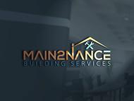 MAIN2NANCE BUILDING SERVICES Logo - Entry #7