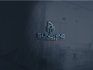 Sunshine Homes Logo - Entry #141