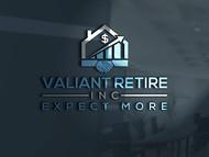 Valiant Retire Inc. Logo - Entry #181