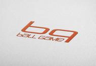 Ball Game Logo - Entry #154