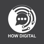 How Digital Logo - Entry #56