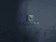 4P Wealth Trust Logo - Entry #223