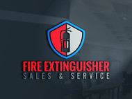 Consolidated Safety of Acadiana / Fire Extinguisher Sales & Service Logo - Entry #147