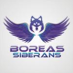 Siberian Husky Logo - Entry #106
