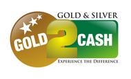 Gold2Cash Logo - Entry #25