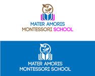 Mater Amoris Montessori School Logo - Entry #502