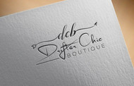 Drifter Chic Boutique Logo - Entry #225