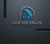 Sanford Krilov Financial       (Sanford is my 1st name & Krilov is my last name) Logo - Entry #497