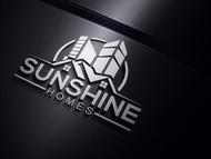 Sunshine Homes Logo - Entry #522