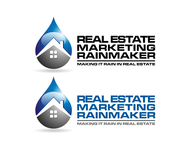 Real Estate Marketing Rainmaker Logo - Entry #35