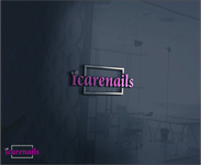 icarenails Logo - Entry #3