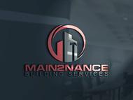 MAIN2NANCE BUILDING SERVICES Logo - Entry #96