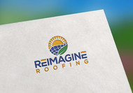 Reimagine Roofing Logo - Entry #158