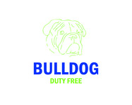 Bulldog Duty Free Logo - Entry #103