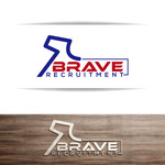 Brave recruitment Logo - Entry #104