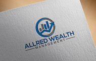 ALLRED WEALTH MANAGEMENT Logo - Entry #715