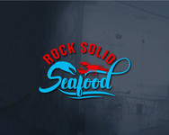 Rock Solid Seafood Logo - Entry #149