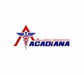 Acadiana Medical Transportation Logo - Entry #124