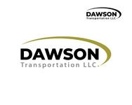 Dawson Transportation LLC. Logo - Entry #55