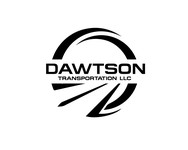 Dawson Transportation LLC. Logo - Entry #153