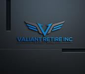 Valiant Retire Inc. Logo - Entry #120