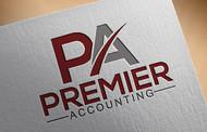 Premier Accounting Logo - Entry #109