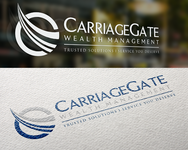 Carriage Gate Wealth Management Logo - Entry #109