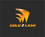 Gold2Cash Business Logo - Entry #79