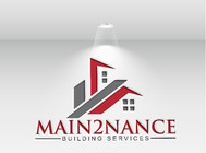 MAIN2NANCE BUILDING SERVICES Logo - Entry #78