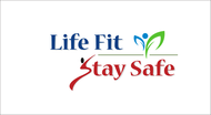 Live Fit Stay Safe Logo - Entry #168