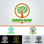Growth Group Inc. Logo - Entry #28