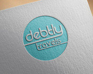 Debtly Travels  Logo - Entry #110