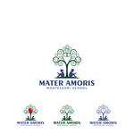 Mater Amoris Montessori School Logo - Entry #707