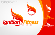 Ignition Fitness Logo - Entry #50