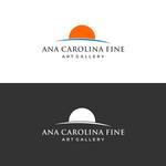 Ana Carolina Fine Art Gallery Logo - Entry #195
