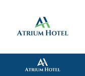 Atrium Hotel Logo - Entry #104
