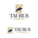"Taurus Financial (or just ""Taurus"") Logo - Entry #489"
