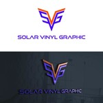 Solar Vinyl Graphics Logo - Entry #264