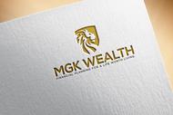 MGK Wealth Logo - Entry #267