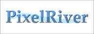 Pixel River Logo - Online Marketing Agency - Entry #224