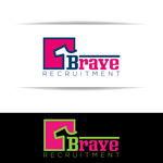Brave recruitment Logo - Entry #105