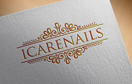 icarenails Logo - Entry #37
