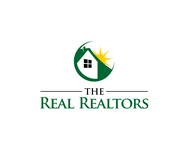 The Real Realtors Logo - Entry #142