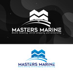 Masters Marine Logo - Entry #194