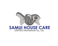 Samui House Care Logo - Entry #69