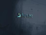 Blue Sky Life Plans Logo - Entry #86