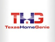 Texas Home Genie Logo - Entry #51