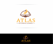 Atlas Logo - Entry #8